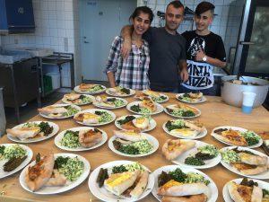 Syrisk familie